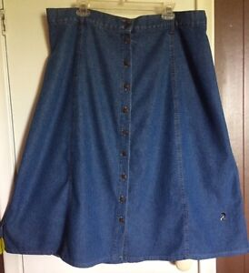 Angels jean skirt Reduced price