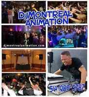 Dj et Animation professionnel. (Excellent Prix)