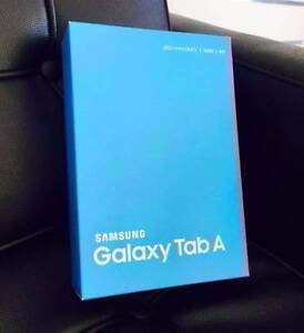Brand new samsung GALAXY Tab A 16g WIFI and cell black WARRANTY Nerang Gold Coast West Preview