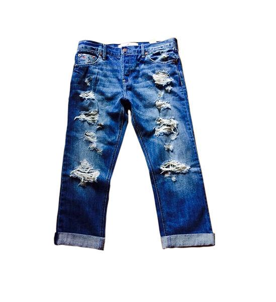 How to Make Boyfriend Jeans | eBay