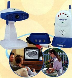Safety 1st Baby View Video Monitor for Television