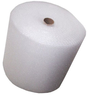 2x 300mm x 100m Bubble Wrap Protective Packaging Rolls
