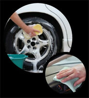 Full Int/Ext Car/Truck Detailing Gift Certificate $250 Value