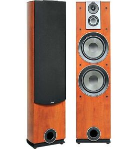 Jamo E-680 Floor Standing Tower Speakers Edmonton Edmonton Area image 1