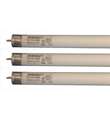Wolff System Turbo Sun S 10W T5 Bi-Pin Facial Tanning Lamp - Tan Enhancing Bulbs