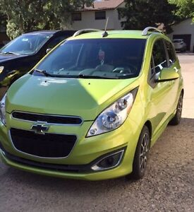 Manual 2013 Chevy spark