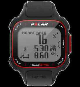 Polar RC3 GPS excercise watch for jogging or cycling