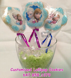 Edible photo for cake, cupcake, cookies or cake pops decoration! Regina Regina Area image 8