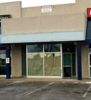 STORE FOR RENT - STEELES & 400 - 1430 SQ FT