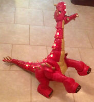 Jouet-Toy-Fisher-Price SpikeUltra Dino Remote Control & Charger