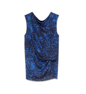 NEW PRICE: Helmut Lang Draped Crossover Tank - BRAND NEW!