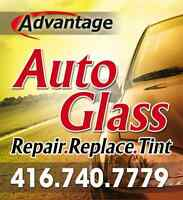 *FREE Chip Repair? Windshield replacement at Good Prices