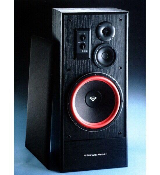 Cerwin Vega Car Speakers For Sale