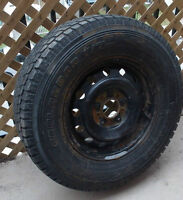 Wanted: NEED 2 Summer TIRES With rims 185/60/15  I JUST NEED 2 O