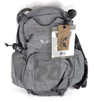 Eagle Industries Yote Hydration MOLLE Pack - wolf gray for sale  Concord
