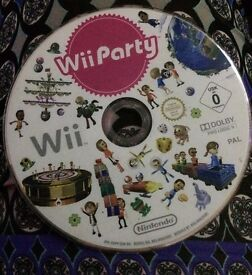Bundle of 5 Nintendo Wii games