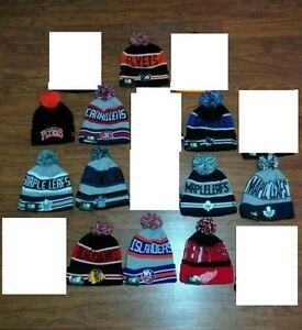 NHL Winter Hats