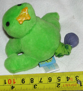 Vibrating Plush Green Frog with a pull string tail London Ontario image 2