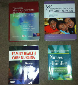 Nursing Books - Various