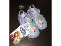 Frozen jelly shoes