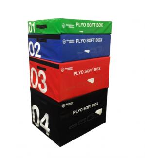 FOAM PLYO BOX SET COLOURED