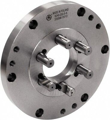 Bison Lathe Chuck Back Plate For Plain Back 4 Inch Chuck D1-4 7-878-044f