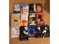 Books DVDs & box sets