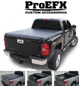 Tri-Fold Tonneau Covers Available For 2007-2013 Tundra