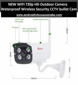 Outdoor Camera Waterproof Wireless Security CCTV bullet ip wifi