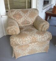 Comfy and cozy armchair