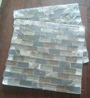 Gorgeous Decorative Tile - 2 sheets