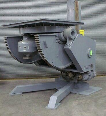 40000 Lb Worthingtonransome 400p Welding Positioner - 26682