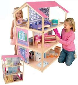 Doll House - No Furniture
