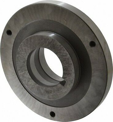 Bison Lathe Chuck Back Plate Lo Fits Set-tru 8 In Chuck 7-879-9082