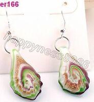 Murano Art Glass Earring--NEW!