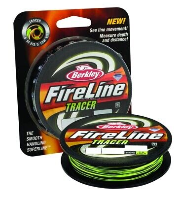 Berkley FireLine Fused Original Braided Fishing Line Smoke 10lb125yd BFLFS10-42