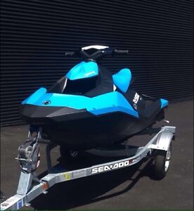 2016 seadoo spark 2 Up 60hp