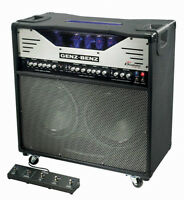Genz Benz El Diablo 100 Watt All-Tube Combo Amp - Showroom model