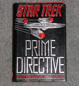 Prime Directive by Judith Reeves-Stevens and Garfield Reeves-Ste