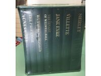 Bronte complete novels new