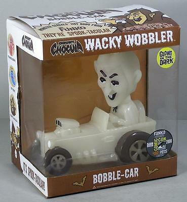 2006 San Diego Comic Con  Funko Wacky Wobbler COUNT CHOCULA Bobble Car