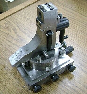 Js Fluidmotion Radii Angle Wheel Dresser For Tool Cutter Universal Grinder