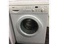 Bosch digital washing machine