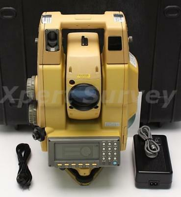 Topcon Gpt-8005a 5 Auto Tracking Reflectorless Total Station 8005a Gpt 8000a