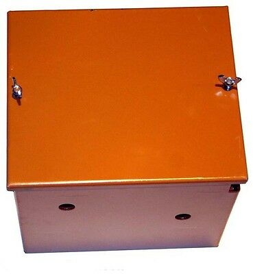 Allis Chalmers Tractor Rc Wc Wf New Battery Box Complete