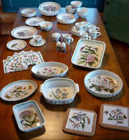 Portmeirion Botanic Garden dinnerware - REDUCED