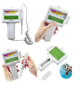 Brand new Swimming Pool Spa Water Chlorine Electronic Tester