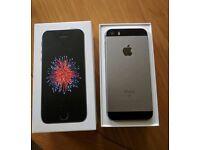 iPhone se 64gb EE space grey.