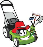 SPRING CLEAN UPS  / LAWN CARE /  Airdrie / North Calghary
