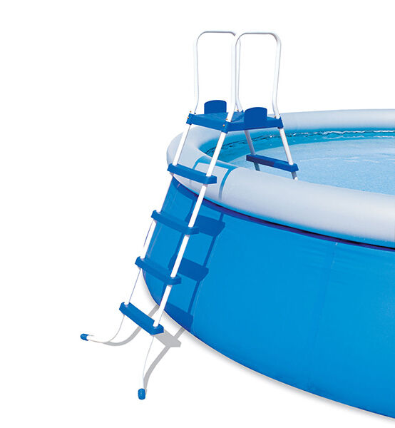 Top 5 above ground pool ladders ebay for Swimming pool ladder replacement parts